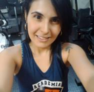 Personal Trainer Flávia Dayane dos Santos