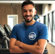 Personal Trainer Lucas Galdino