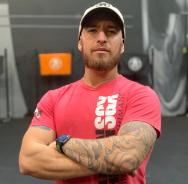 Personal Trainer Leonardo Marchioli