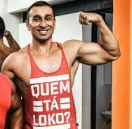 Personal Trainer Fabrício Albino de Moraes
