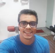 Personal Trainer Helbert Luiz Vieira