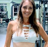 Personal Trainer Marcele de Moraes
