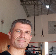 Personal Trainer Rodrigo Lopes Staffa