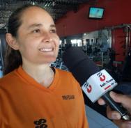 Personal Trainer Sergia Maria Bezerra Alves