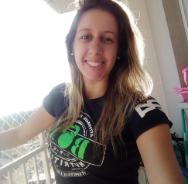 Personal Trainer THAICE DE PAIVA E SILVA